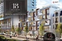 Cơ hội sở hữu 18 căn Nhà phố - Biệt thự đắt giá tại Q2 Thảo Điền