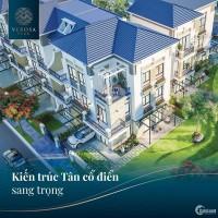 Mở Bán Nhà Phố liên kế, Biệt Thự vườn Verosa Park Khang Điền ngay Phú Hữu Q9