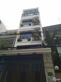 Nhà biệt thư hiện đại có thang may ở Nguyễn Kiệm, PN DT: 4x21m giá 17 tỷ còn TL