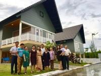 Eco villa suối nước nóng bình châu Đẳng Cấp Hô Tràm