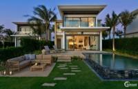 Biệt thự nghỉ dưỡng mặt tiền biển Melia Hamptons Hồ Tràm 4PN chuẩn 5*