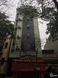 Bán Nhà  Hàng Hiếm Mặt Phố Nghĩa Tân  -Cầu Giấy 80m2 x 7Tầng  giá chỉ 22 tỷ