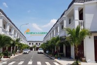 Bán nhà phố liền kề  Champaca Garden thị xã Dĩ An, Bình Dương