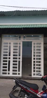 Bán nhà 44m2 gần UBND Xã Vĩnh Lộc B,Bình Chánh.