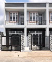 Mở 10 căn nhà liền kề, thiết kế sang trọng, 1 trệt 1 lầu, cơ hội nhập khẩu TP.