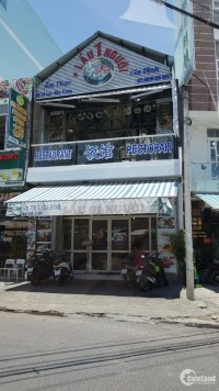 Bán nhà 2 tầng mặt tiền đường Lê Lợi, p. Xương Huân, tp. Nha Trang.