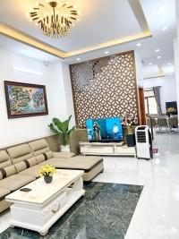 Bán nhà 4x17m 3 tầng nội thất cao cấp HXH 98 Bùi Văn Ba p.Tân Thuận Đông Quận 7