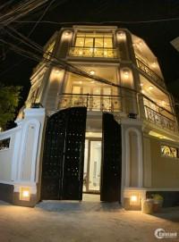 Bán nhà phố mới xây 3 tầng 4PN góc 2 mặt HXH 62 Lâm Văn Bền, p.Tân  Kiểng Quận 7