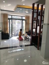 Bán nhà phố 6x9.5m 3 tầng hẻm 4.5m thông thoáng 24 Gò Ô Môi, p.Phú Thuận, Quận 7