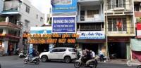 Bán nhà mặt tiền đường Phan Đình Phùng Phú Nhuận, 4x20m2, 5 lầu, vị trí Độc Tôn.