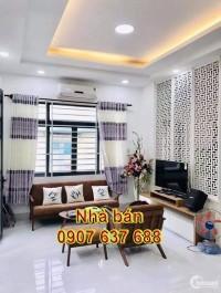Bán nhà 5 lầu hẻm xe hơi đường Huỳnh Văn Bánh, Phú Nhuận, 4x13,5m giá 8,1 tỷ
