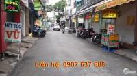 Bán nhà hẻm ô tô Đặng Văn Ngữ, hẻm rộng 8m, DT 4.5m x13.5m, 4 lầu, LH: 090763768