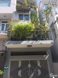 Bán nhà 4 tầng, hẻm xe hơi, ngang 4m, Cư Xá Tự Do, phường 7, Tân Bình. 9,5 tỷ.