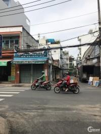 Bán nhà góc 2 MTKD  Nguyễn Xuân Khoát P.Tân Sơn Nhì Q.Tân Phú dt 4.3X22m cấp 4