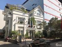 Bán biệt thự góc công viên  đối diện AEON Tân Phú  DT 12x15 3 lầu st siêu đẹp