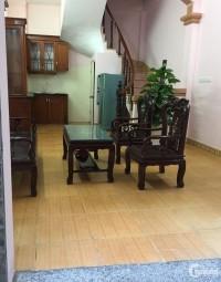 Bán nhà riêng ngõ 83 Tân Triều – Thanh Trì, 5 tầng, Dt 30m, 2.35 Tỷ.