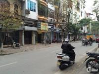 * Hiếm* Bán Nhà MP Vương Thừa Vũ Ngã Tư Sở 56m2, Vỉa Hè Rộng 4m, Giá 10.8 tỷ