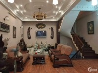 Nhà đẹp đón tết phố Thái Thinh, Đống Đa – oto đỗ cổng – full nội thất.