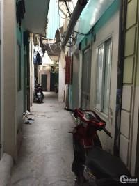 Bán nhà ngõ 76 phố Minh Khai, đối diện TTTM Chợ Mơ, diện tích 15 m2x5 tầng Bán n