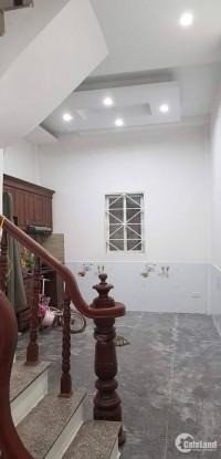 Nhà mới xây như lô cốt, Trương Định - quận Hoàng Mai, mặt tiền 4m, 46m2, 3.6 tỷ