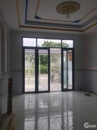 Cần tiền làm ăn nên cần bán căn nhà mới xây ngay chợ bình chánh DT 4x10 m2 SHR