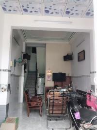 Bán Nhà 1 Trệt 2 Lầu Hẽm 87 Phạm Ngũ Lão