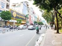 Bán gấp nhà 5 lầu mặt tiền Khánh Hội quận 4 (đang cho thuê 100 triệu/tháng).