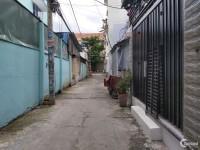 Bán nhà hẻm 60 Lân Văn Bền, Quận 7
