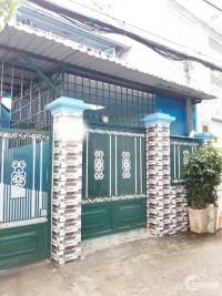 Bán nhà 1 lầu hẻm 4m 167 Phạm Hữu Lầu quận 7 (có 4 phòng trọ).