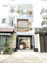 Bán nhà 2 lầu mới đẹp hẻm 5m 749 Huỳnh Tấn Phát Phú Thuận quận 7.