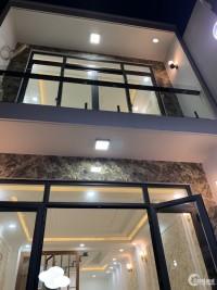 Nhà đẹp 52m2 quận Bình Tân, SHR, ngân hàng hỗ trợ