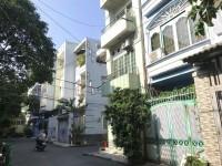 Bán nhà hẻm 7m Gò Dầu  P.Tân Quý  Q.Tân Phú  DT 4x16  1 trệt 2 lầu Gía 7.05 tỷ