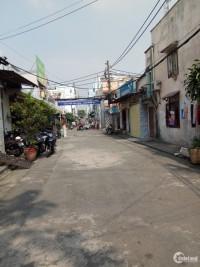 MẶT TIỀN GIÁ HẺM Ô TÔ.  Kênh Tân Hoá, Tân Phú, 124m2 giá 11.5 tỷ.