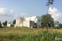 Gia đình mình cần bán lô đất 300m2 (10x30m) và 2 dãy nhà trọ mới xây, sát chợ, k