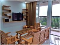 Căn hộ 2PN nội thất đẹp, view hồ bơi, diện tích lớn cho thuê tại Orchard PV