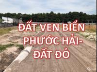 Đất ven biển Phước Hải- Đất Đỏ, CK khủng đến 5%. LH: 0902.398.826