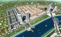 Đất nền dự án Blue Riverside, trục đường Võ Như Hưng, Điện Bàn, Quảng Nam