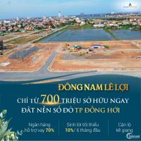 Chỉ 700 sở hữu ngay đất nền du lịch biển Đồng Hới