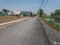 Mặt tiền 12m Trần Văn Giàu - Vườn Thơm - Bình Chánh giá rẻ hơn thị trường