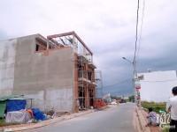 Bán đất mặt tiền Quốc Lộ 1A , giáp ranh TPHCM , Bình Chánh