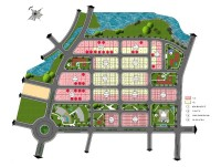 Biệt thự thương mại - Shop Villa tại KĐT 3 mặt tiền sông King Bay, Giá Gốc CĐT,