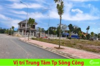 Bán nhanh 05 suất ngoại giao KĐT Thiên Lộc TP Sông Công Thái Nguyên