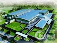 Bán đất khu công nghiệp Vân Trung Việt Yên Bắc Giang cắt nhỏ 1ha
