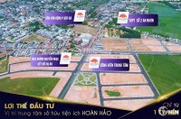 Đừng bỏ lỡ cơ hội đầu tư tại Quy Nhơn-dự án đất nền với giá tốt, vị trí đẹp