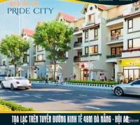 Dự án Khu Đô Thị Pride City tiềm năng ven sông Cái
