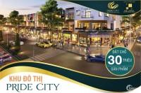SÓNG NGẦM nam Đà Nẵng – ra mắt dự án PRIDE CITY chỉ từ 13tr/m2 0796680479