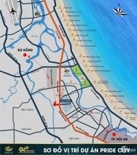 Đất Điện Ngọc Điện Bàn Quảng Nam - Bùng nổ dự án mới PRIDE CITY Điện Ngọc