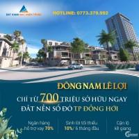 Chỉ cần 700tr sở hữu ngay đất nên ven biển hot nhất Quảng Bình