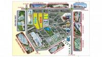Dự án Golden City Tân Quy-Củ Chi mở bán 30 đất nền , NH hỗ trợ 50%