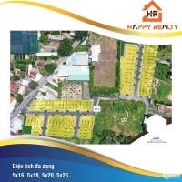 Đất Củ Chi 100m/2 giá chỉ từ 14-16 tr/m2